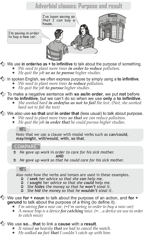 adverb clause definition and examples
